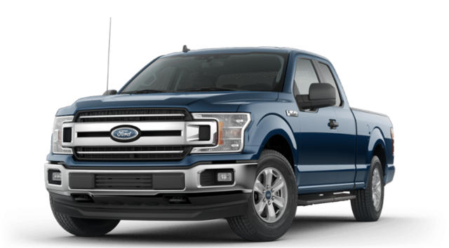 New 2020 Ford F-150 XLT 4WD Supercab 6.5 Box Extended Cab Pickup in Mahwah